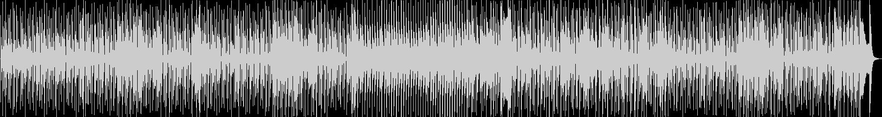 70年代風のレトロファンキーチューン-1の未再生の波形