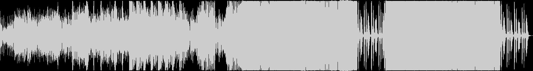 Skiffle Songの未再生の波形