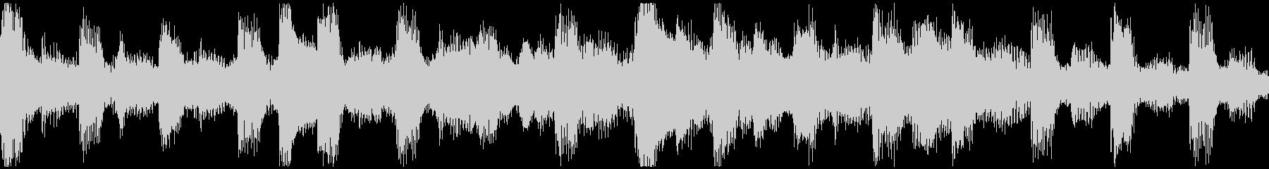 <ショートループ> ピアノ④+ビートAの未再生の波形