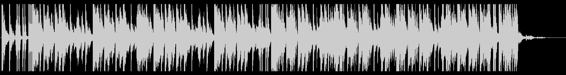 青/海/エレクトロ_No407_4の未再生の波形