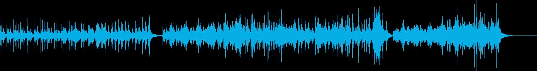 和風で少し切ないテンポ良い琴のソロ曲の再生済みの波形
