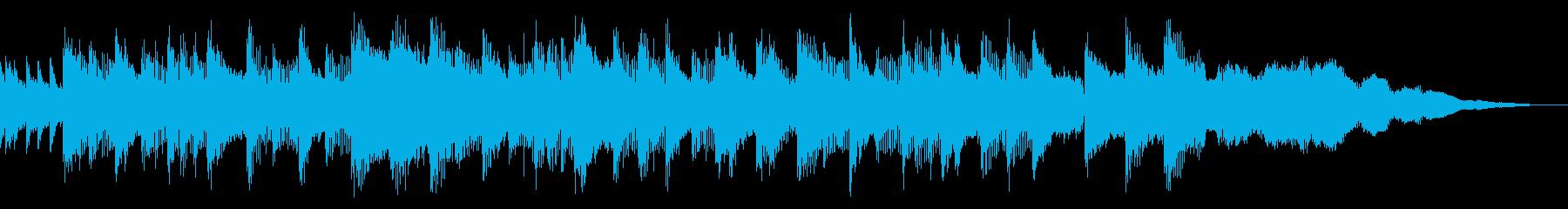 ファミーギターエンディング付きヘビ...の再生済みの波形