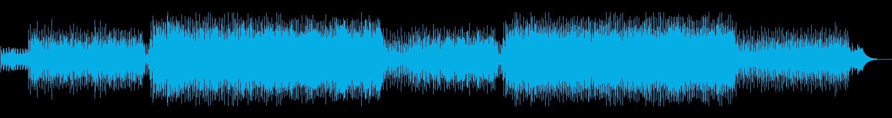 電子/ニューエイジ楽器。エキゾチッ...の再生済みの波形