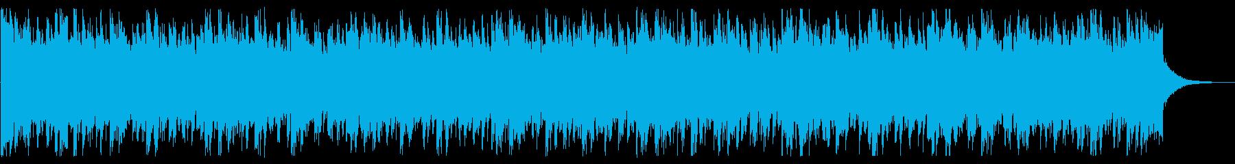 ドライブ。ネオン。ドラムンベース。2の再生済みの波形