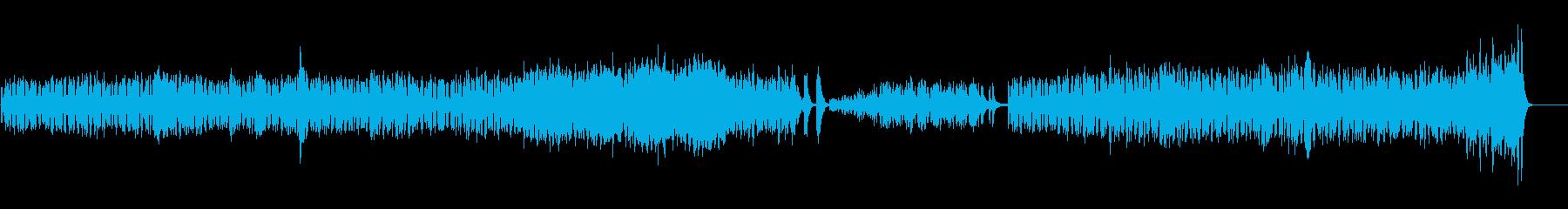 ドキュメント・サウンド(報道向け)の再生済みの波形
