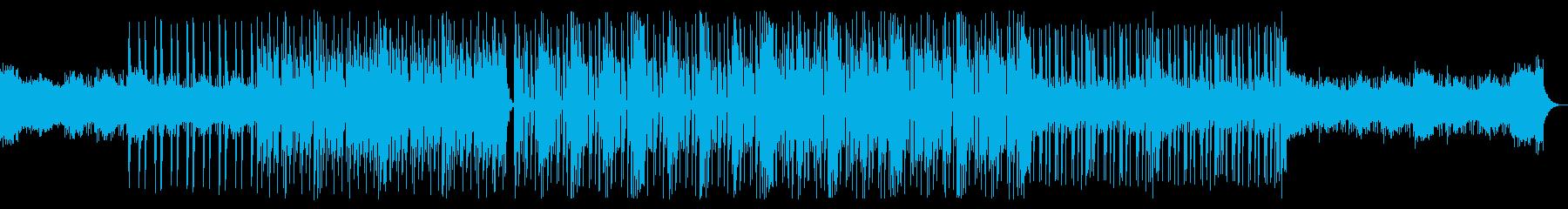 シンプルなドラムンベース_3の再生済みの波形