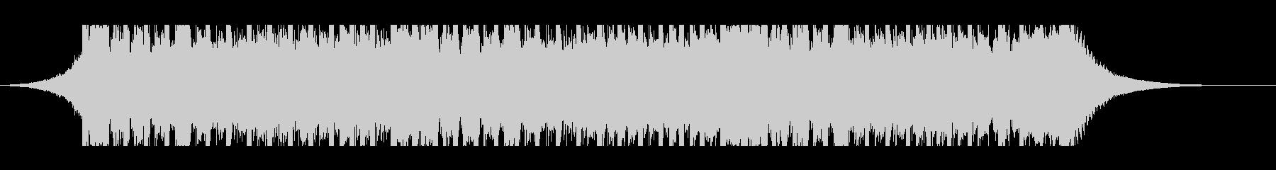 ベンチャー(ショート1)の未再生の波形