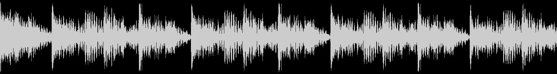 和楽器 民族楽器 太鼓 囃子 祭 リズムの未再生の波形