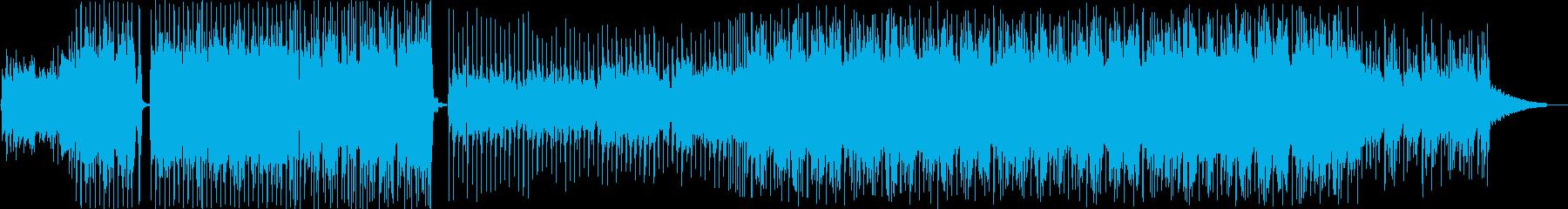 ポップ センチメンタル 感情的 フ...の再生済みの波形