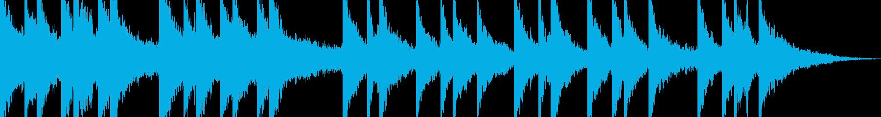 Documentary Musicの再生済みの波形