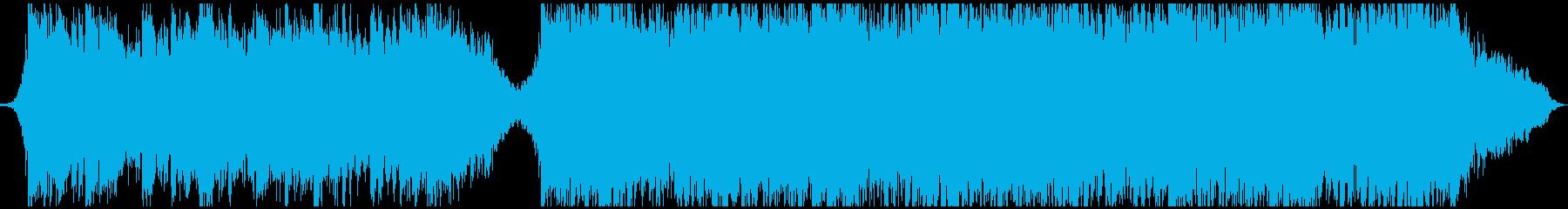 ブレイブエピックシネマティックの再生済みの波形