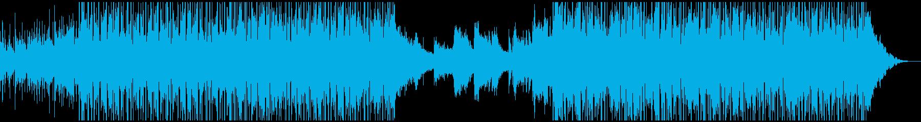 実験的な 感情的 バラード シンセ...の再生済みの波形