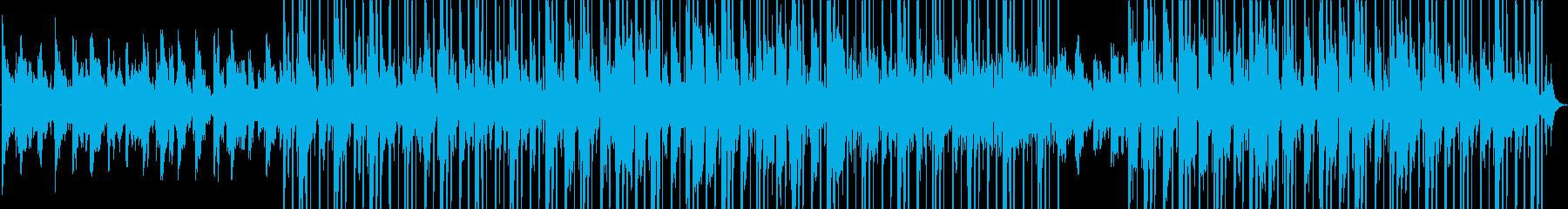 リラックスと癒し/ピアノ/Lo-fiの再生済みの波形