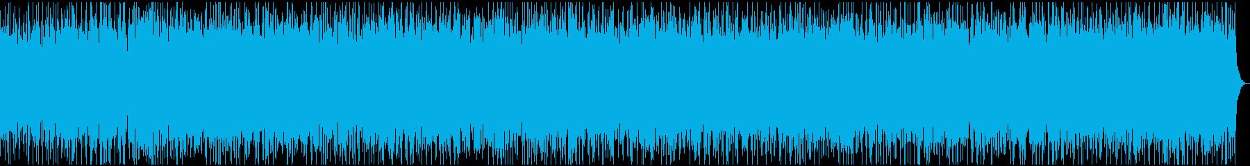 9分長め民族音楽風アイリッシュバイオリンの再生済みの波形
