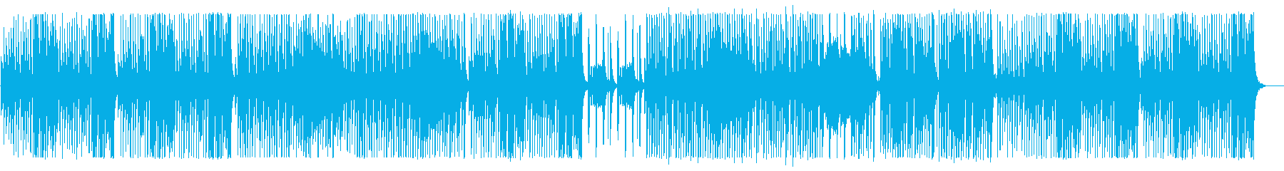 Slow and elegant classical waltz style BGM's reproduced waveform