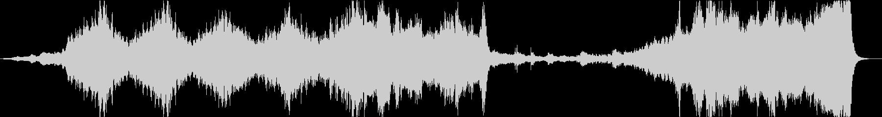 【オーケストラ】重々しい・シリアスの未再生の波形