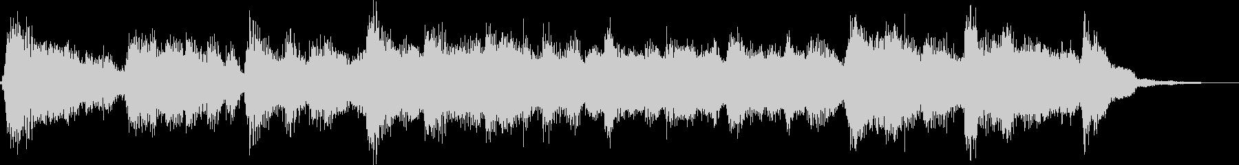 サンバラパスライトアンドブリージーの未再生の波形