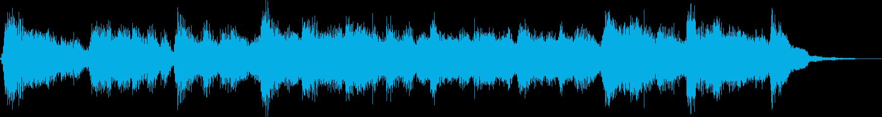 サンバラパスライトアンドブリージーの再生済みの波形