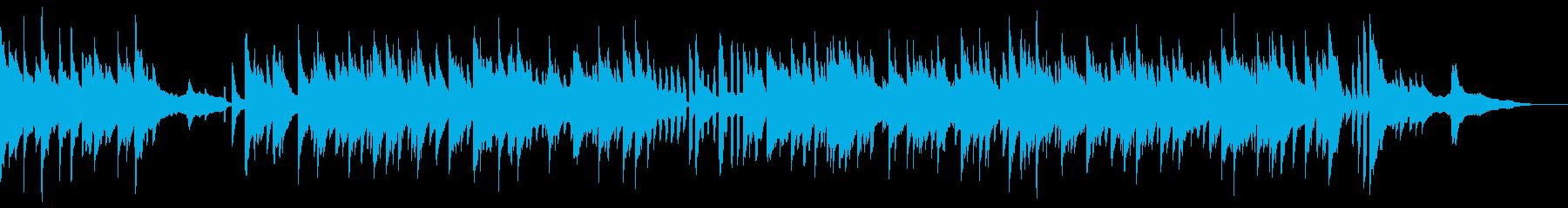 鬼滅「炎」風バラード・壮大 ピアノverの再生済みの波形