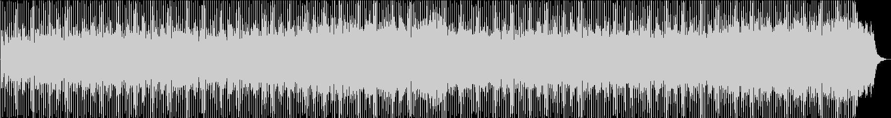 エキゾチックな音のモンドミュージックの未再生の波形