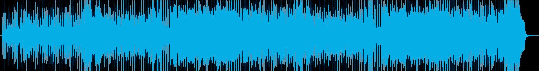 ポップ ロック 現代的 交響曲 ク...の再生済みの波形