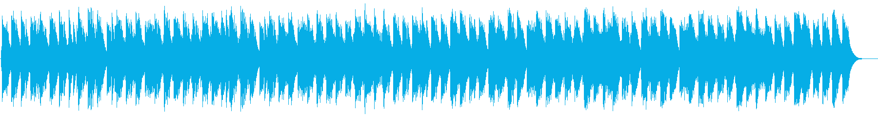 幸せなら手をたたこう オルゴールの再生済みの波形