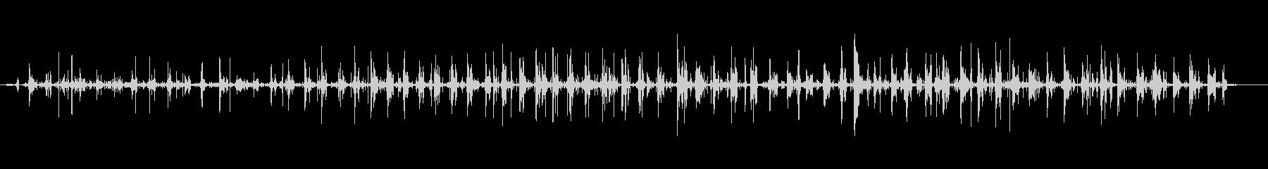 足音、氷、連続、遅い; DIGIF...の未再生の波形