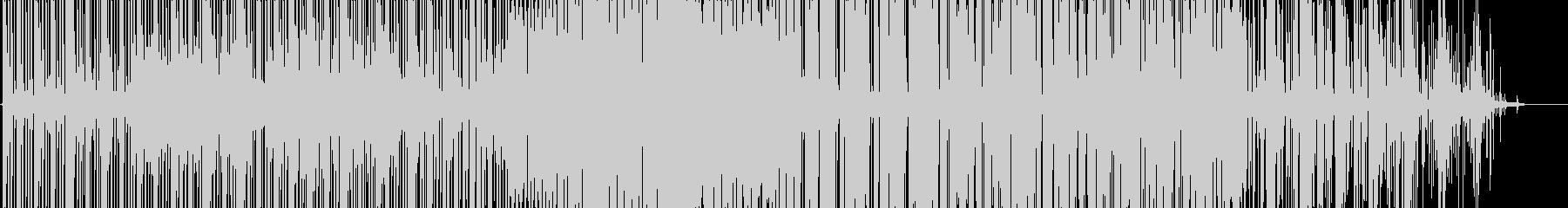 FUNE の未再生の波形