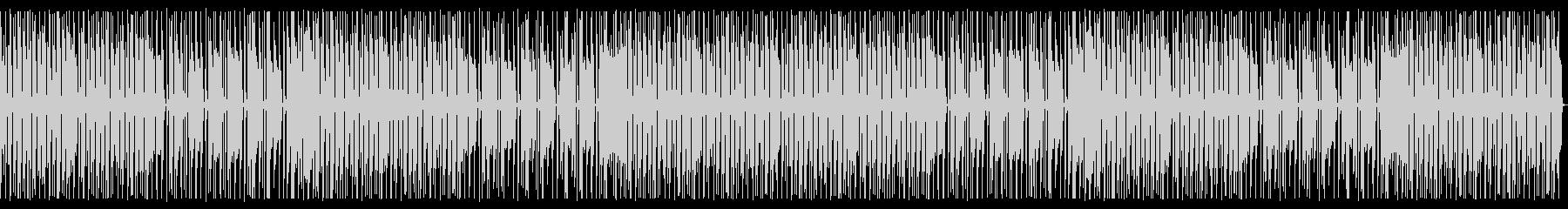 RPGのひょうきんな村のBGMっぽい曲の未再生の波形