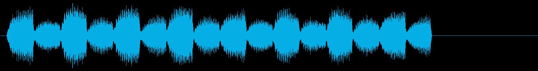 SF/レーダー/フィンフィン/その1の再生済みの波形