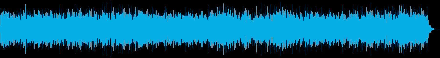 アコギが心地よいバラードの再生済みの波形