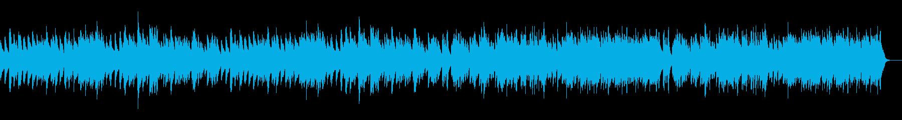 ゴルトベルク変奏曲主題部Full/ピアノの再生済みの波形