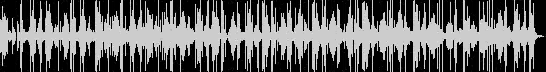 洋楽風のかっこいいR&Bヒップホップの未再生の波形