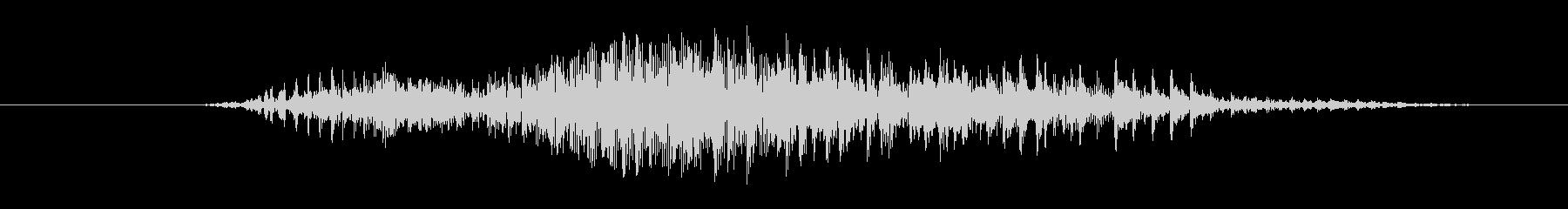 鳴き声 男性オールドヘイ01の未再生の波形