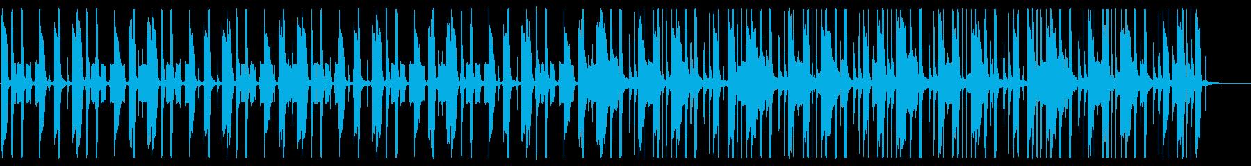 這い寄るHiphop_No485_2の再生済みの波形
