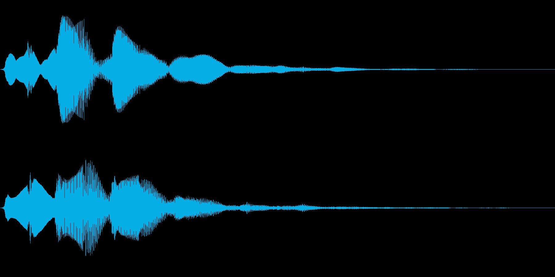 テロリン(ダイアログ閉じる_02)の再生済みの波形