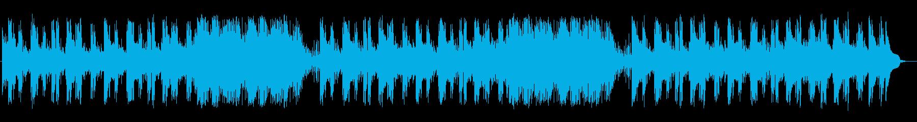 切なさもある軽快なピアノバラードの再生済みの波形