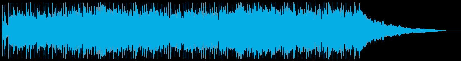 陽気でポジティブなアメリカーナのロ...の再生済みの波形