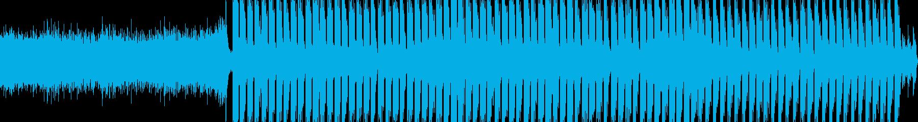 「クラブアンセム」タイプのダンス/...の再生済みの波形