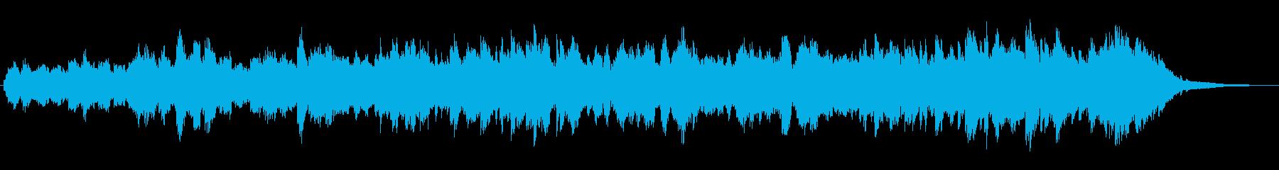CMや映像に/ピアノ/優しい/感動/F#の再生済みの波形