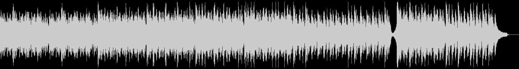 明るく穏やかな箏&ピアノ:メロディ抜き2の未再生の波形