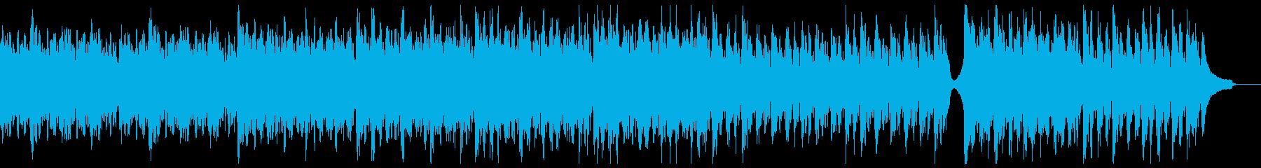 明るく穏やかな箏&ピアノ:メロディ抜き2の再生済みの波形