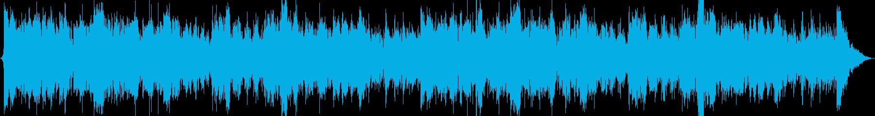 RPG_切ない旋律の管弦曲の再生済みの波形