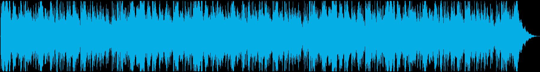 ドローン モンキードローン02の再生済みの波形