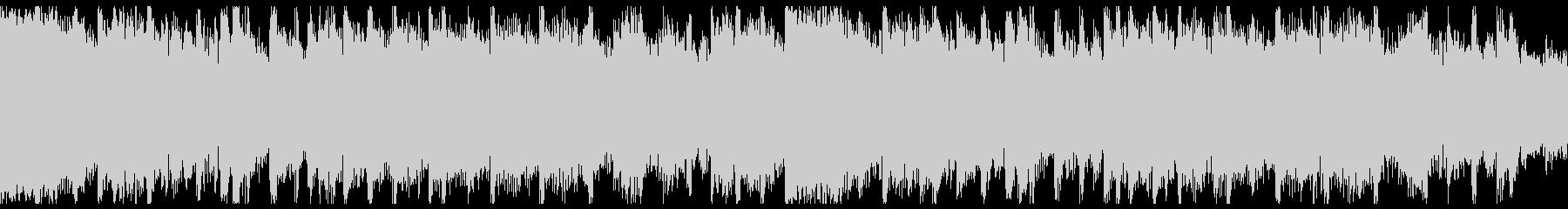 軽快でオシャレなEDM(15秒・②)の未再生の波形