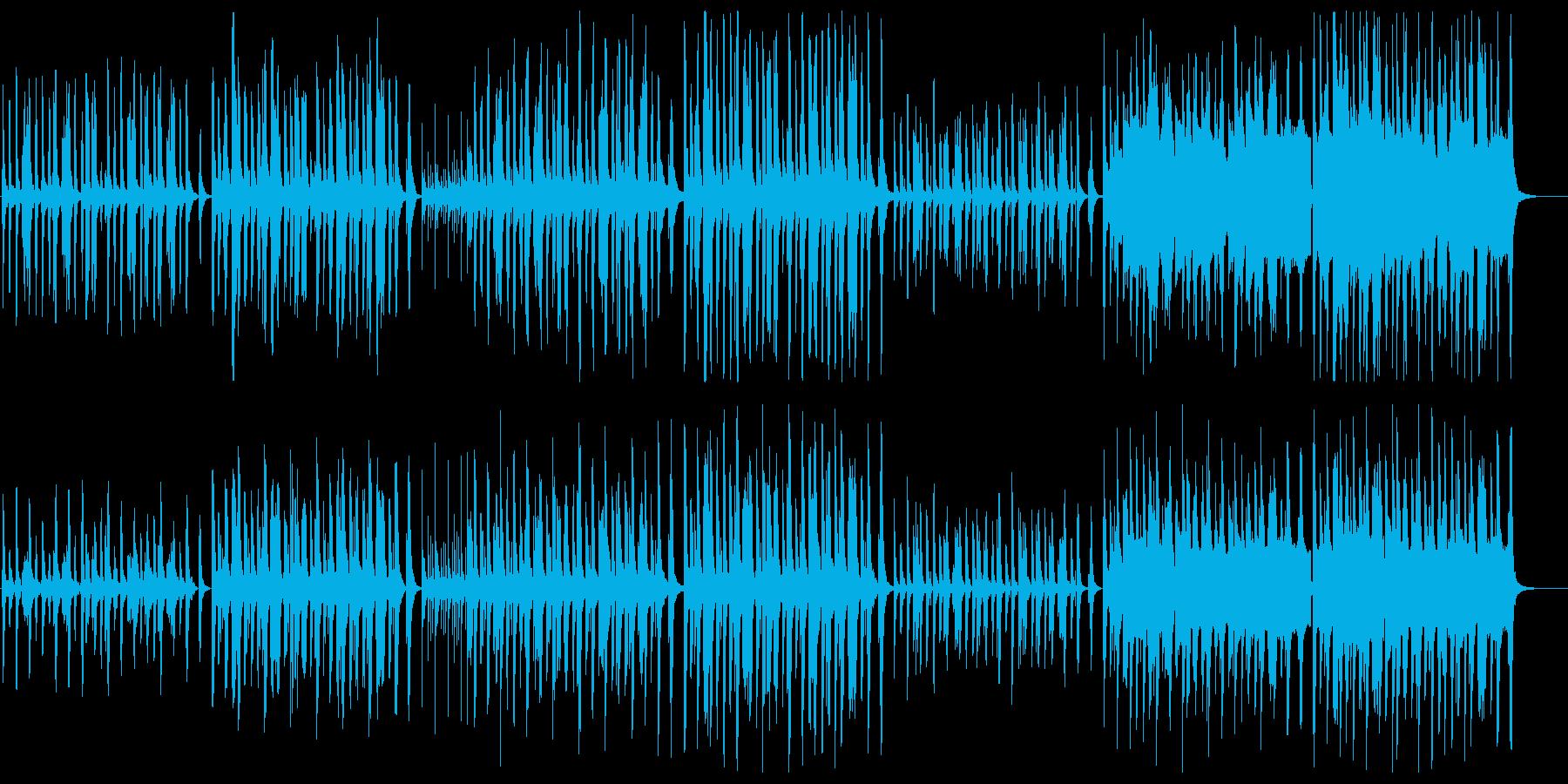 のどか13の再生済みの波形