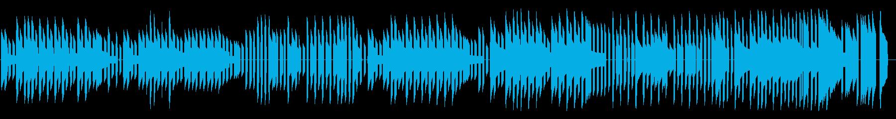KANT お正月 ゲームサウンドの再生済みの波形