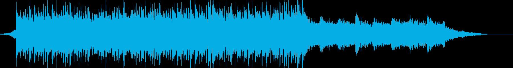 印象に残るメロディのピアノギターロック③の再生済みの波形