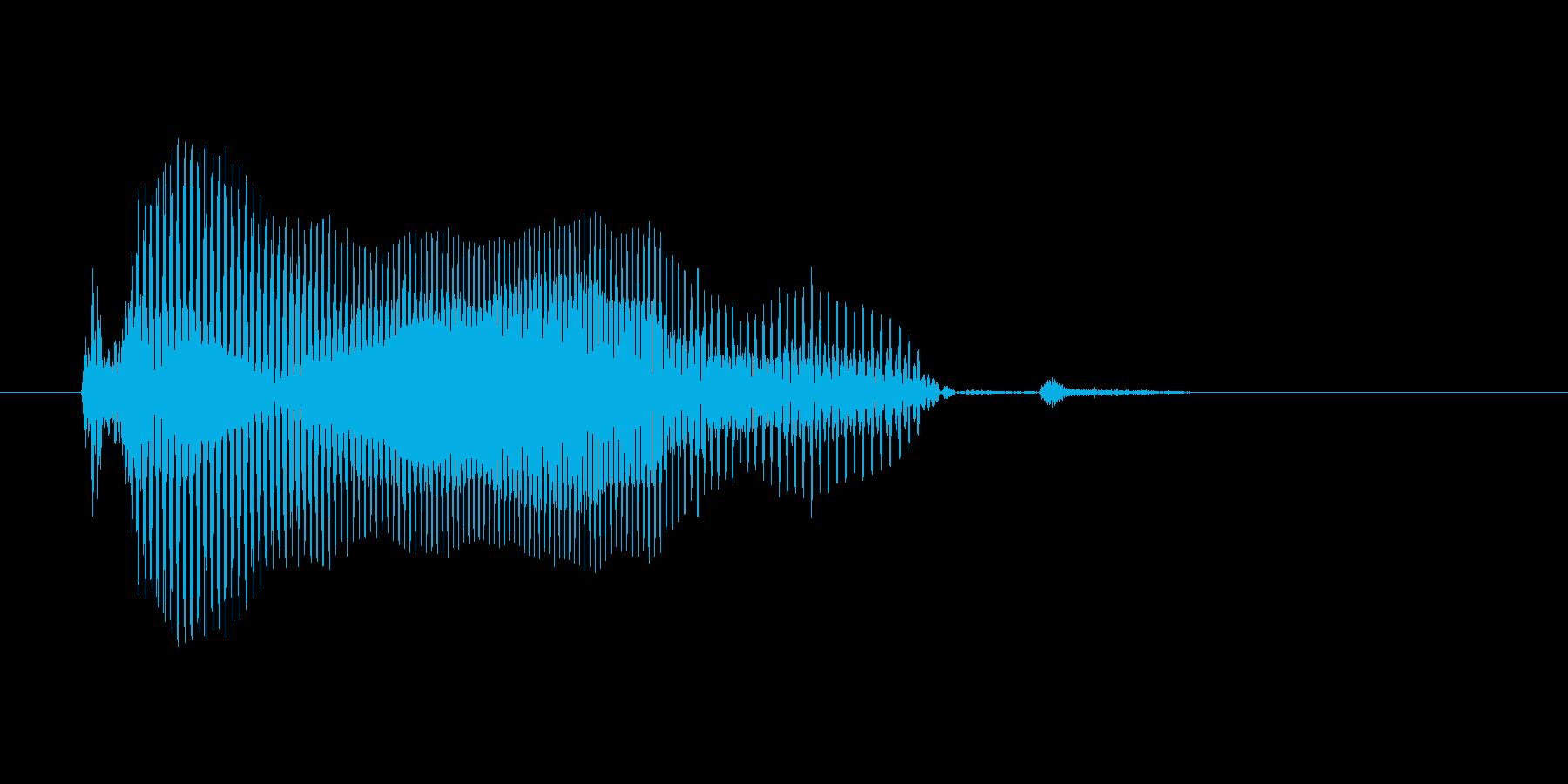 グーッド(こども)の再生済みの波形