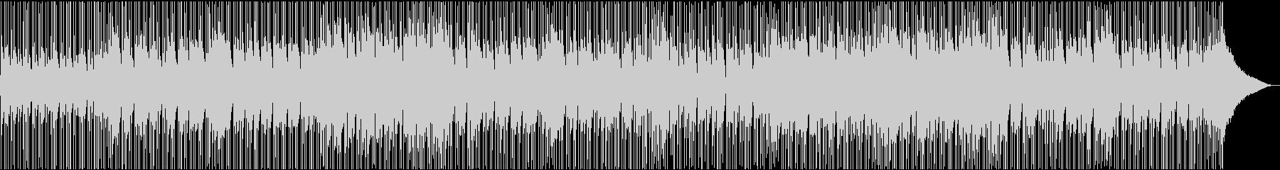 アコギ生演奏のポップで明るい映像用BGMの未再生の波形